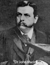 Dr John Macintyre